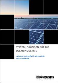 Systemlösungen für die Solarindustrie