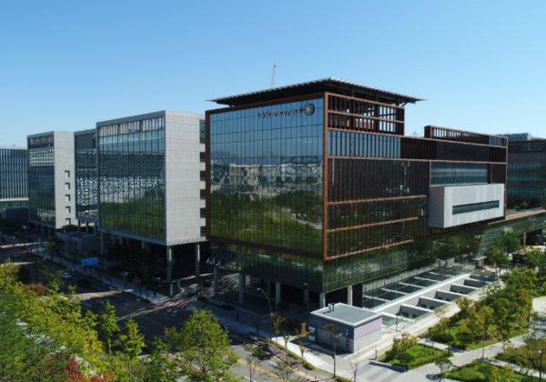 Der LG Sciencepark ist Koreas größtes Forschungslabor.